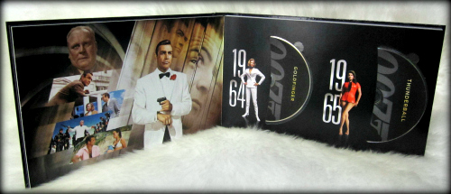 The Bond 50 Blu Ray Set Review Commanderbond Net