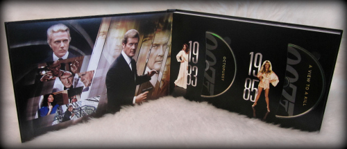 The BOND 50 Blu-ray Se...