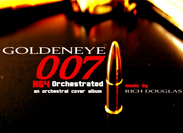 Goldeneye 64 Orchestrated Cover