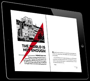 007th Minute iPad TWINE