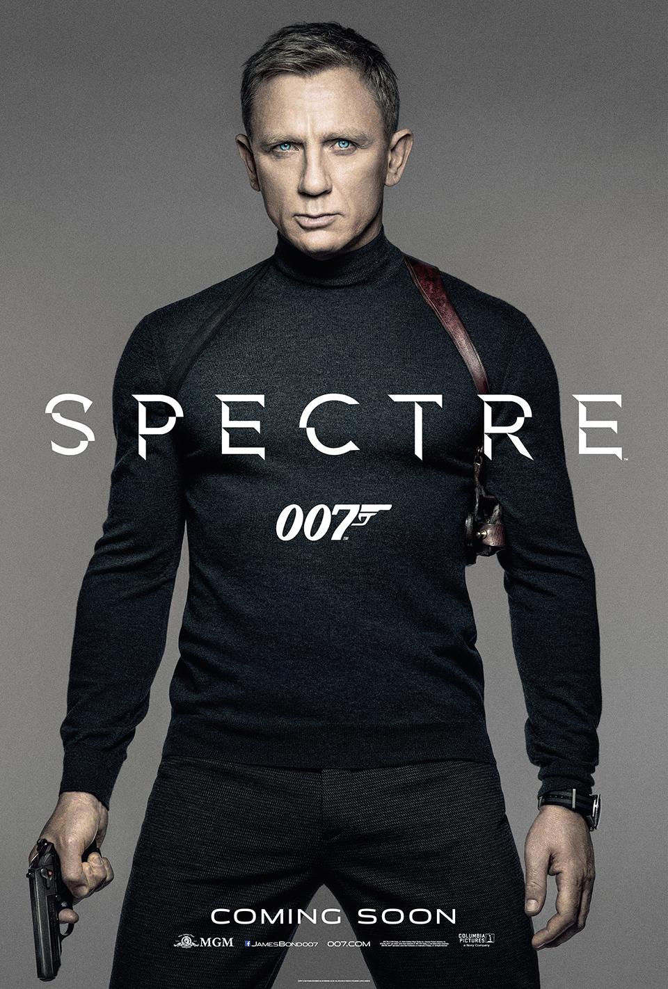 SPECTRE teaser 1