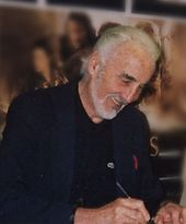 Christopher Lee 2008