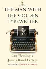 The Man With The Golden Typewriter cover